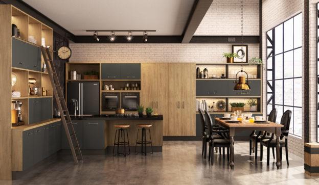 01 - Cozinha Industrial